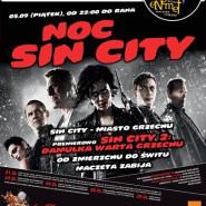 Enemef: Noc Sin City - Gdynia