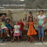 Pomiędzy niebem a stepem - spotkanie z gdynian z ... dokumentem  Iwona Wojdowska - fotografia