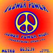 Tribute to Flower Power & Flower Power Night