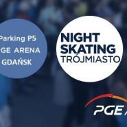 Nightskating #1 2015 - Przejazd rolkarski ulicami Gdańska