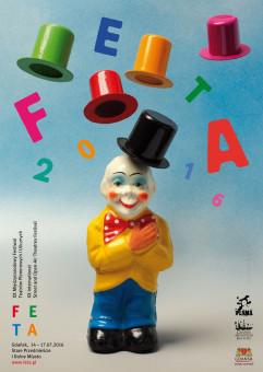 20. Międzynarodowy Festiwal Teatrów Plenerowych i Ulicznych FETA