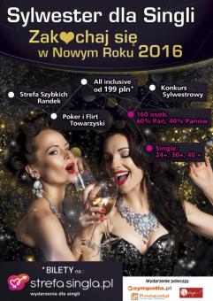 sylwester dla singli 2017 Kalisz