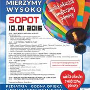 24 Finał Wielkiej Orkiestry Świątecznej Pomocy w Sopocie