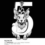 V Urodziny Klubu Sfinks700 - Techno Edition - Emmanuel (IT)