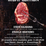 Smakuj Trójmiasto Meat Edition