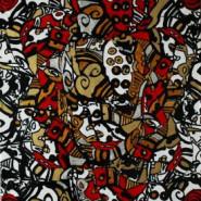 Nokturn - kolor - wystawa Andrzeja Łączyńskiego