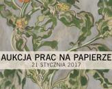 Aukcja Prac na Papierze