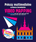 Video Mapping na Ratuszu Staromiejskim
