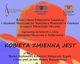 Kobieta zmienną jest - koncert z cyklu Akademia Muzyczna w Politechnice