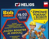 Zimowe Poranki z Bobem Budowniczym cz. 6
