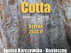 Terra Cotta - wystawa rzeźby Janiny Karczewskiej-Koniecznej