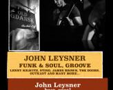 John Leysner - Funk & Soul, Groove - Live Music