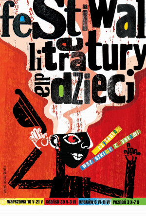 Festiwal Literatury dla Dzieci