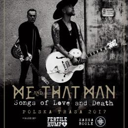 Me and That Man - Nergal i John Porter
