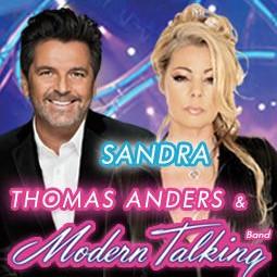 Thomas Anders & Modern Talking Band, Sandra