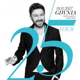 Andrzej Piaseczny - 25 Tour