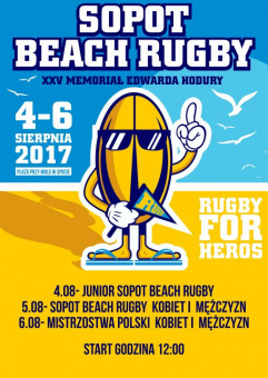 Sopot Beach Rugby