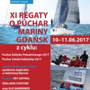 XI Regaty o Puchar Mariny Gdańsk