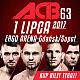 Gala MMA ACB 63
