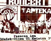 Koncert Apteka i Masło