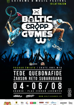 Cropp Baltic Games - 10th Year Anniversary