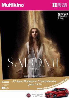 National theatre live salomé