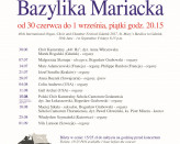 40. Międzynarodowy Festiwal Muzyki Organowej, Chóralnej i Kameralnej Gdańsk 2017: Józef Serafin
