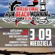 Wielki Finał Run Beach Morning