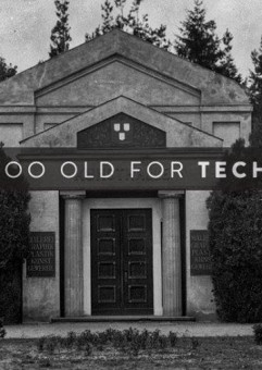 Never Too Old For Techno