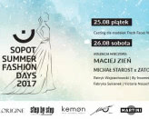 Sopot Summer Fashion Days 2017