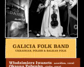 Galicia Folk Band - Ukrainian, Polish & Balkan Folk