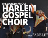 The Worlds Famous Harlem Gospel Choir sings Adele