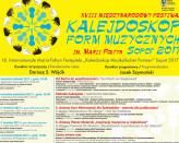 XVIII Międzynarodowy Festiwal Kalejdoskop Form Muzycznych im. Marii Fołtyn