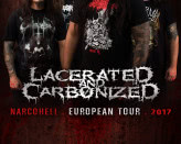 Lacerated And Carbonized (Death metal/Brazylia)