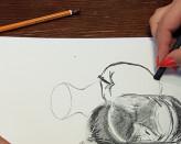 Warsztaty rysunku - łączenie technik