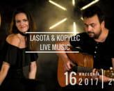 Lasota&Kopylec muzyka na żywo