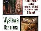 Wystawa malarstwa i rzeźby Kazimierza Kalkowskiego
