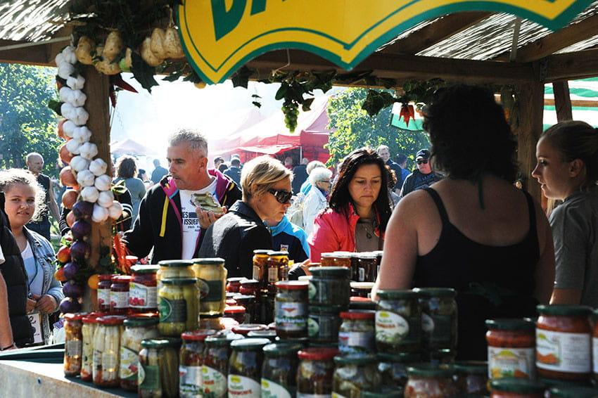 Фестиваль польской кухни - Дары Земли - в эти выходные в Гдыне