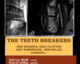 Blues In Old Gdansk - The Teeth Breakers - Live Music