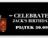 Urodziny Jacka Danielsa