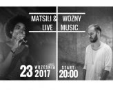Matsili&Woźny - muzyka na żywo