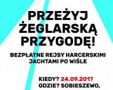 Weekend na Wyspie Sobieszewskiej
