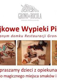 Mikolajkowe Wypieki Piernikow Dla Dzieci