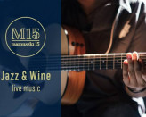 Jazz & Wine - live music
