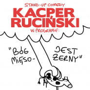Kacper Ruciński - Bóg jest mięsożerny