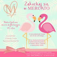Kolacja walentynkowa w Mercato