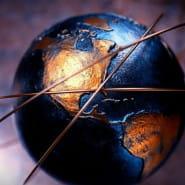 Zakręć globusem - quiz podróżniczy