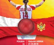 Polska - Czarnogóra. Piłka ręczna kobiet