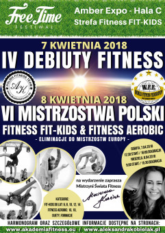 IV Debiuty Fitness