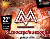 Rozpoczęcie sezonu 2018: MotoMania